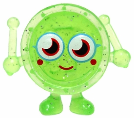 Moshi Monsters Moshlings 1.5 Inch Series 2 Mini Figure Cosmic Wallop [Sparkly Green]