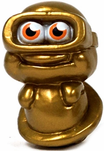 Moshi Monsters Moshlings 1.5 Inch Series 3 Mini Figure #M21 GOLD Myrtle