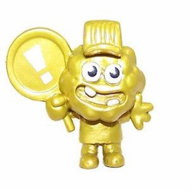 Moshi Monsters Moshlings 1.5 Inch Series 5 Mini Figure #M19 Gold Roarker BLOWOUT SALE!