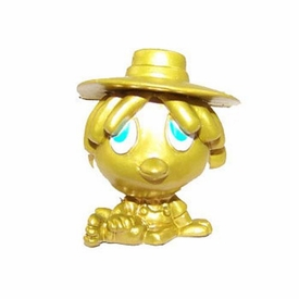 Moshi Monsters Moshlings 1.5 Inch Series 5 Mini Figure #m23 Gold Lila BLOWOUT SALE!