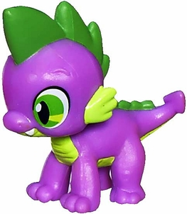 My Little Pony 1 Inch LOOSE Collectible Pony Spike The Dragon