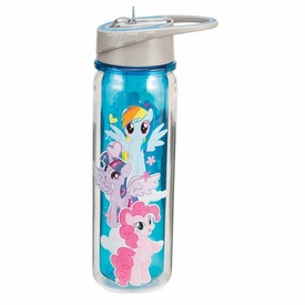 My Little Pony 18 oz. Tritan Water Bottle New!