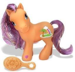 My Little Pony Butterfly Island Shimmer Pony Island Rainbow Damaged Package, Mint Contents