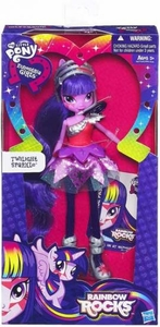 My Little Pony Equestria Girls Rainbow Rocks 9 Inch BASIC Doll Twilight Sparkle BLOWOUT SALE!