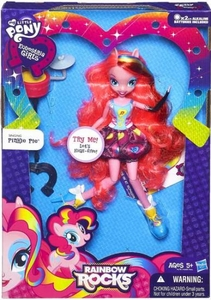 My Little Pony Equestria Girls Rainbow Rocks 9 Inch Doll Singing Pinkie Pie