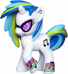 My Little Pony Friendship is Magic 2 Inch PVC Figure Rainbowfied DJ Pon-3