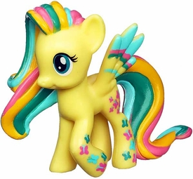 My Little Pony Friendship is Magic 2 Inch PVC Figure Rainbowfied Fluttershy