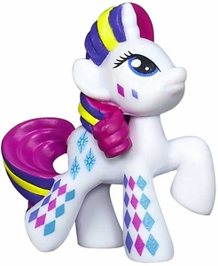 My Little Pony Friendship is Magic 2 Inch PVC Figure Rainbowfied Rarity