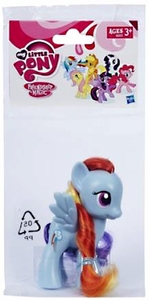 My Little Pony Friendship is Magic 3 Inch Figure Rainbow Dash [Bagged]
