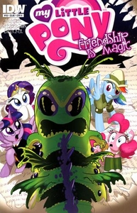 My Little Pony Friendship Is Magic Comic Book #16 Cover A
