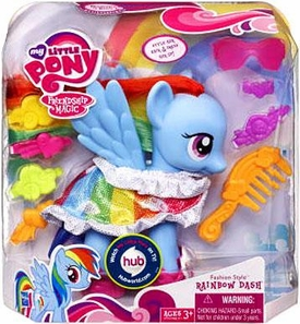 My Little Pony Friendship is Magic Fashion Style Rainbow Dash