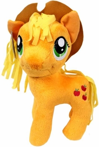 My Little Pony Friendship is Magic LARGE 10 Inch Plush Applejack with Hat