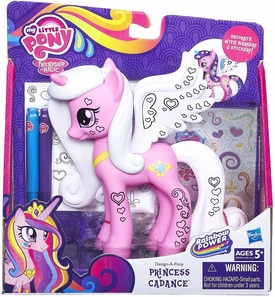 My Little Pony Friendship is Magic Rainbow Power Design-a-Pony Princess Cadance Pre-Order ships October