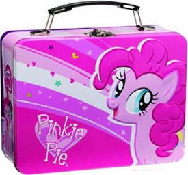 My Little Pony Tin Tote New!