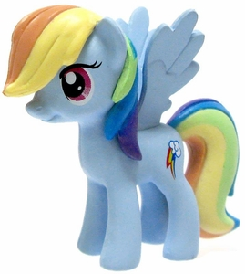 My Little Pony Monopoly Loose 1.5 Inch PVC Figure Rainbow Dash
