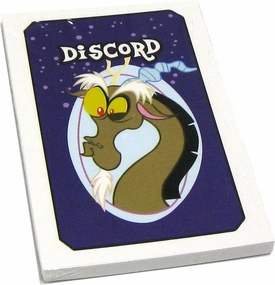 My Little Pony Monopoly Loose Parts 16 Discord Cards