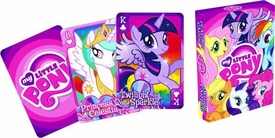 My Little Pony Playing Cards Pre-Order ships July