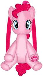 My Little Pony Plush Backpack Pinkie Pie Pre-Order ships October