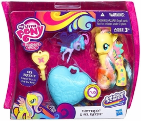 My Little Pony Rainbow Power Figure Fluttershy & Sea Breezie