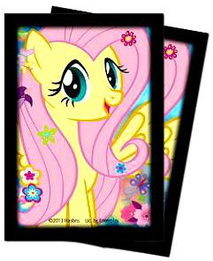 My Little Pony Ultra Pro Fluttershy Deck Protector Small Sleeves