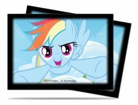 My Little Pony Ultra Pro Rainbow Dash Deck Protector Small Sleeves