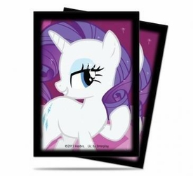 My Little Pony Ultra Pro Rarity Deck Protector Small Sleeves