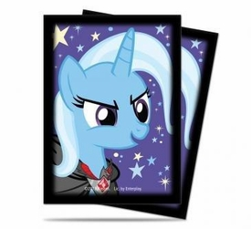 My Little Pony Ultra Pro The GREAT and POWERFUL Trixie! Deck Protector Sleeves
