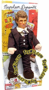 Napoleon Dynamite 12 Inch Plush Figure Talking Doll Napoleon in