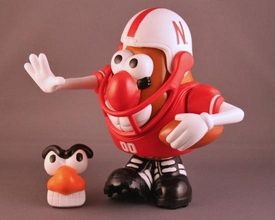 Nebraska Cornhuskers Mr. Potato Head NCAA College Sports Spuds