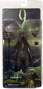 NECA 9 [Nine] Movie Action Figure Character 9