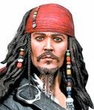 NECA Action Figures Pirates of the Caribbean
