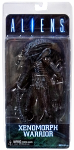 NECA Aliens Series 2 Action Figure Blue Warrior New Hot!