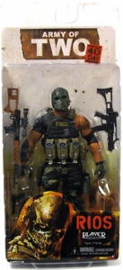 NECA Army of Two [40th Day] Action Figure Rios