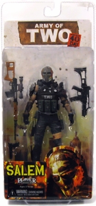 NECA Army of Two [40th Day] Action Figure Salem