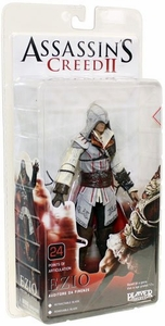 NECA Assassin's Creed 2 Series 1 Action Figure Standard Ezio [White Cloak]