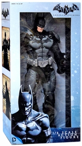 NECA Batman Arkham Origins Quarter Scale Action Figure Batman