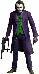 NECA Batman The Dark Knight Quarter Scale Action Figure Joker Pre-Order ships July