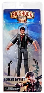 NECA Bioshock Infinite Series 2 Action Figure Booker New!