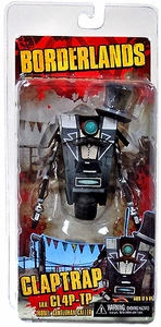 NECA Borderlands Action Figure Gentleman Caller Claptrap