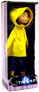 NECA Coraline 6 Inch Bendable Fashion Doll Figure Raincoat