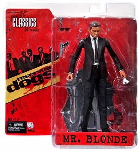NECA Cult Classics Reservoir Dogs Action Figure Mr. Blonde