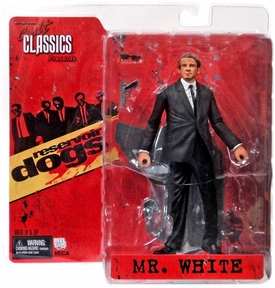 NECA Cult Classics Reservoir Dogs Action Figure Mr. White