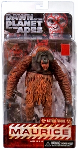 NECA Dawn of the Planet of the Apes Series 1 Action Figure Maurice