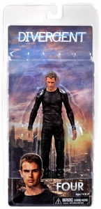 NECA Divergent Action Figure Four New!