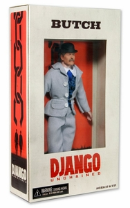 NECA Django Unchained 8 Inch Action Doll Butch Pooch [James Remar]