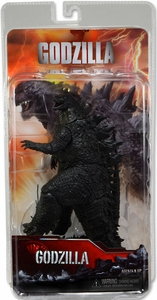 NECA Godzilla 2014 Movie 12 Inch Head to Tail Action Figure Godzilla [Stands 6 Inches Tall!] New Hot!