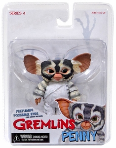 NECA Gremlins Mogwais Series 4 Action Figure Penny New!