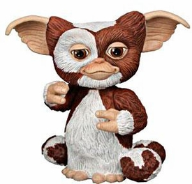 NECA Gremlins Pull Back Action Toy Gizmo with Furballs