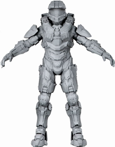 NECA Halo 18 Inch Action FIgure Master Chief Pre-Order ships August