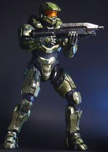NECA Halo 18 Inch Action FIgure Master Chief Pre-Order ships November